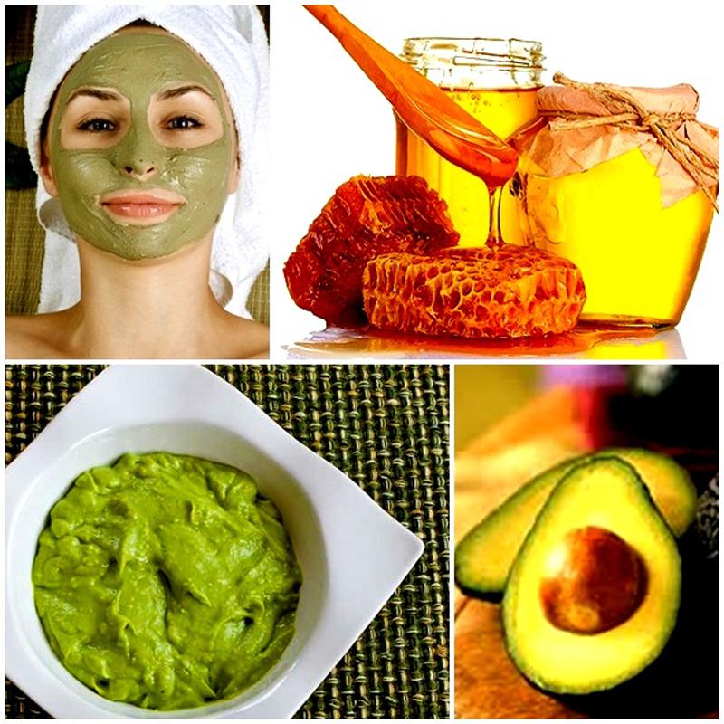 Masca cu avocado pentru riduri